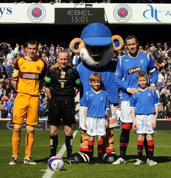 motherwell vs rangers - photo #27