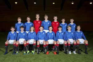 Rangers U14 (Selection of 16 Items)