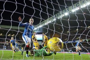 Rangers 2-2 Morton (Selection of 62 Items)
