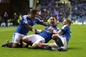 Rangers 1-0 Livingston (Selection of 37 Items)