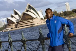 Soccer - Pre Season Tour - Rangers Player Feature - Sydney