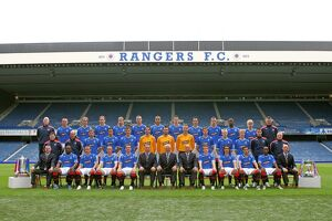Soccer - Rangers FC First Team Picture - Ibrox