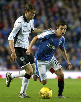 Rangers 1-3 St Johnstone (Selection of 36 Items)