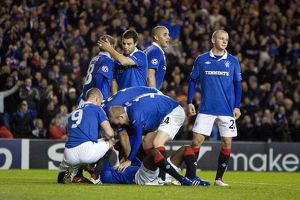 Rangers 1-1 Valencia (Gallery of 60 Items)