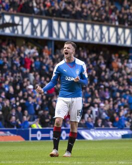 Rangers 4-0 Dundee (Selection of 91 Items)