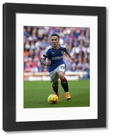 Rangers' Barrie McKay during the Ladbrokes Championship match at Ibrox Stadium, Glasgow