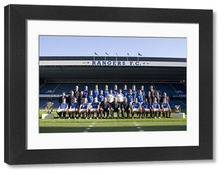 Rangers' Team Picture