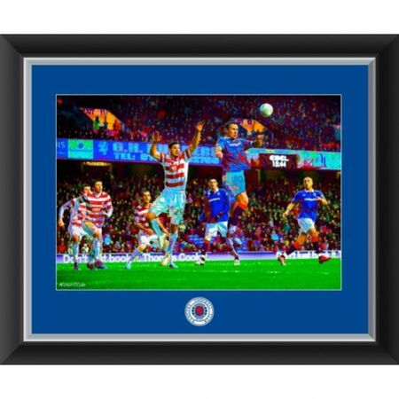 "This fantastic photograph was taken by photo artist Mark Nouillan, which has his own unique look. 20x16"" (508x406mm) Framed and Mounted Photographic Print"