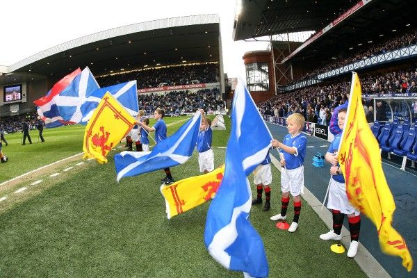 Home coming Scotland celebrations, Rangers