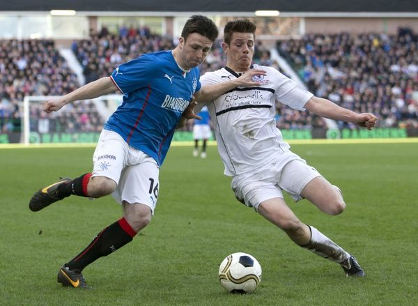 Soccer - Ramsdens Cup Final - Raith Rovers v Rangers - Easter Road