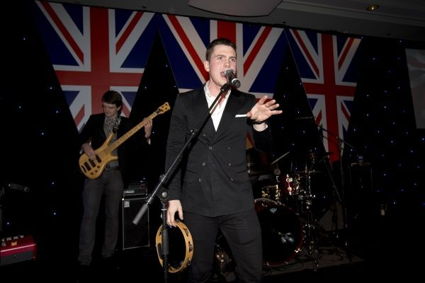 The Rangers Charity Foundation's Best of British Ball at the Hilton Glasgow