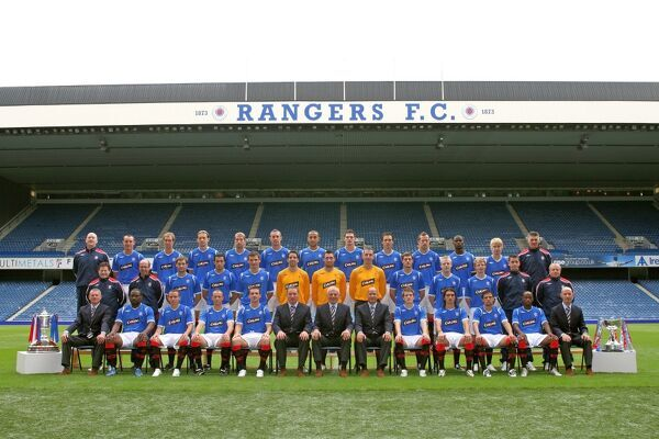 Team Group, Rangers