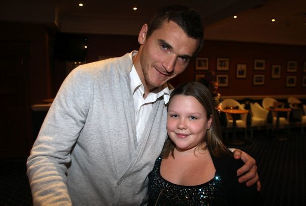 Lee McCulloch, Rangers with fans