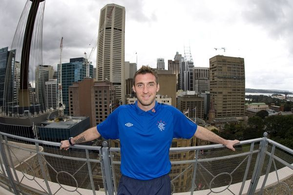 Soccer - Sydney Festival of Football 2010 - Rangers Player Feature - Sydney