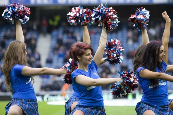The Rangers Cheerleaders