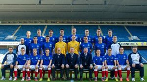 <b>2012-13 Rangers Team</b><br>Selection of 33 items