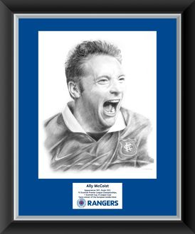 Ally McCoist (Selection of 333 Items)