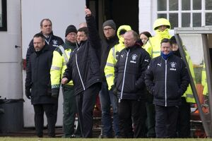 Ayr United v Rangers - Scottish Cup Fifth Round - Somerset Park