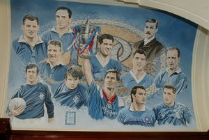 The Blue Room, Ibrox Stadium