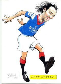 Caricature Hateley
