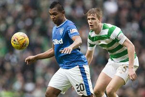 <b>Celtic 0-0 Rangers</b><br>Selection of 129 items