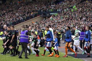 Celtic v Rangers - Scottish Cup Semi Final - Hampden Park