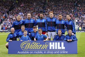 Celtic v Rangers - William Hill Scottish Cup Semi Final - Hampden Park