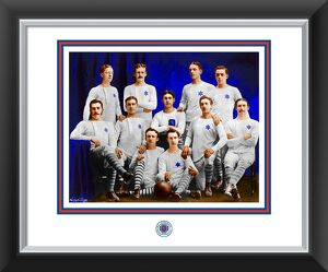 Founding Fathers Framed Print