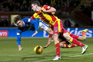 <b>Partick 2-2 Rangers</b><br>Selection of 58 items