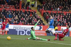 <b>Aberdeen 1-2 Rangers</b><br>Selection of 129 items