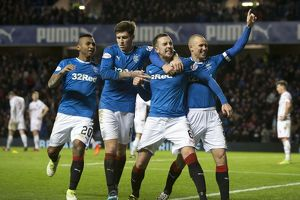 <b>Rangers 2-1 Ross County</b><br>Selection of 66 items