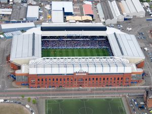 Ibrox Aerial