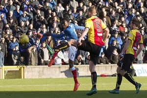 Partick Thistle 1-2 Rangers (Selection of 57 Items)