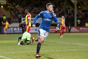 <b>Partick 0-2 Rangers</b><br>Selection of 60 items