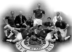 Rangers Dutch players old style