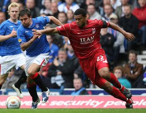 <b>Rangers 0-0 Aberdeen</b><br>Selection of 18 items