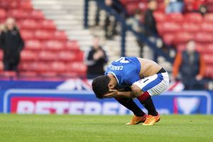 <b>Rangers 0-2 Motherwell</b><br>Selection of 99 items