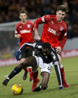 <b>Dundee 2-1 Rangers</b><br>Selection of 51 items