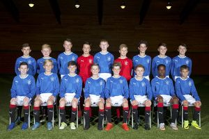 Rangers U13 - The Rangers Football Centre