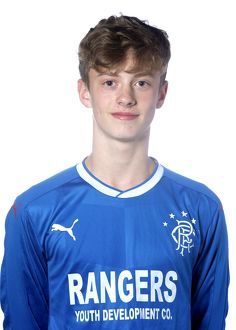 Rangers U15 Head Shots - The Rangers Football Centre