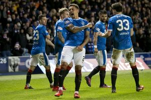 <b>Rangers 2-0 Aberdeen</b><br>Selection of 136 items
