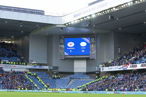 Rangers v Celtic - Scottish Premiership - Ibrox Stadium