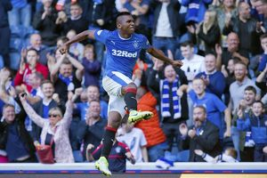 <b>Rangers 4-1 Dundee</b><br>Selection of 108 items