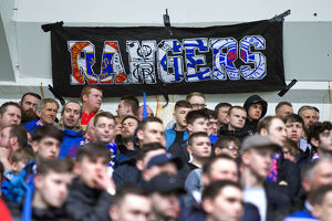 <b>Rangers 4-0 Dundee</b><br>Selection of 139 items