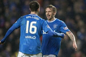 <b>Rangers 4-1 Falkirk</b><br>Selection of 67 items
