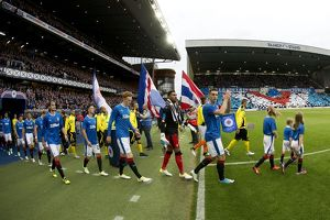 Rangers v FC Progres Niederkorn - UEFA Europa League - First Qualifying Round