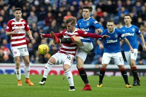 <b>Rangers 0-2 Hamilton</b><br>Selection of 50 items