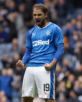<b>Rangers 1-1 Marseille</b><br>Selection of 106 items
