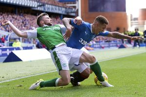 <b>Rangers 2-3 Hibernian</b><br>Selection of 122 items