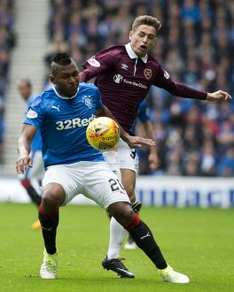 <b>Rangers 0-0 Hearts</b><br>Selection of 67 items